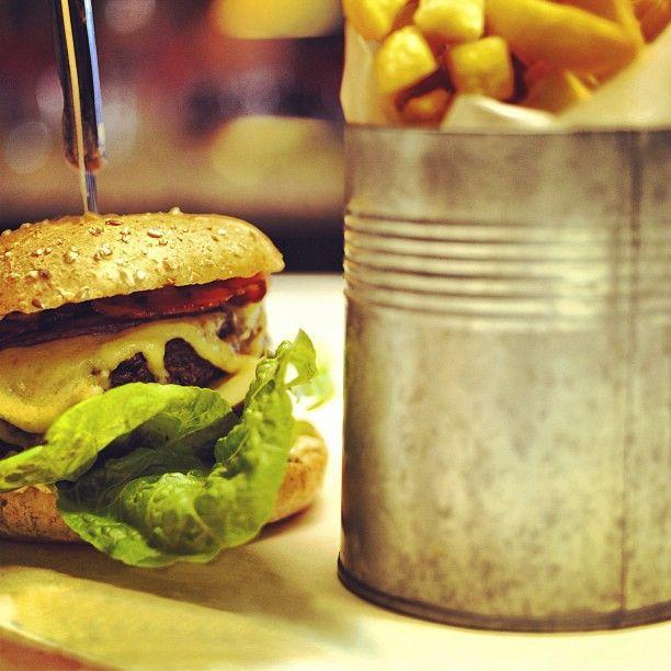 #lazysunday #instafood #food #restaurant #hamburger #gotland #sundayfood #instamburger