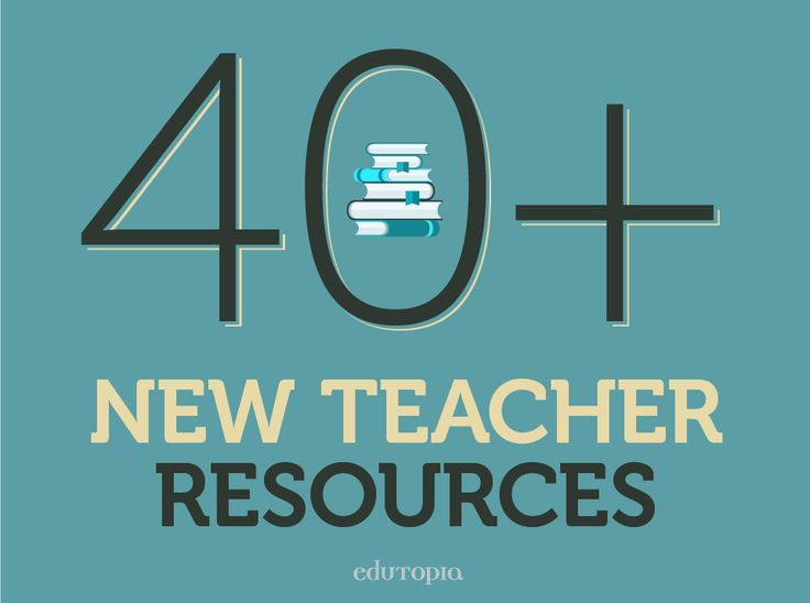 From classroom management to working with parents, lesson planning to learning environments, this compilation of blogs, videos, and other resources provides an array of tips and advice for teachers just starting out. #teacher #teaching #education