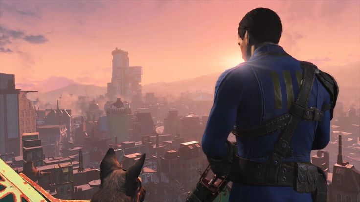 Fallout 4: Gameplay Exploration #fallout #fallout4 #gaming #videogames #geek