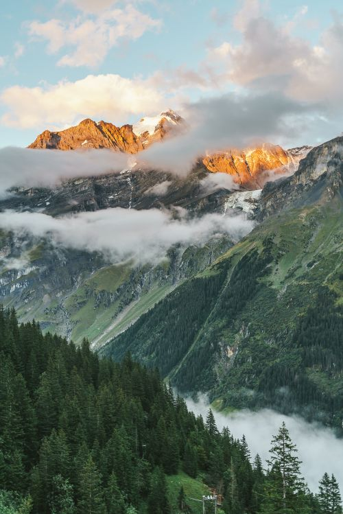 """expressions-of-nature:  """" by Nicolas Glauser  Hinteres Lauterbrunnental, Switzerland  """""""