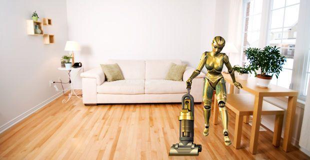 Risto Linturi ennustaa robottien olevan pian osa ihmisten arkea