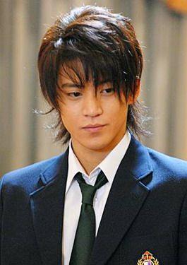 Shun Oguri as Shinichi Kudo for Detective Conan live action its just getting better and better