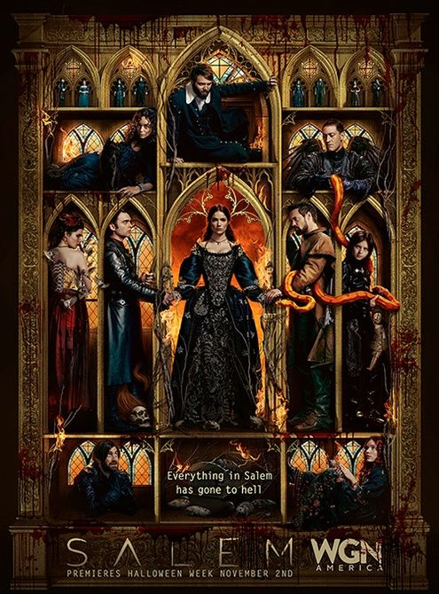Salem S3 - Graphis
