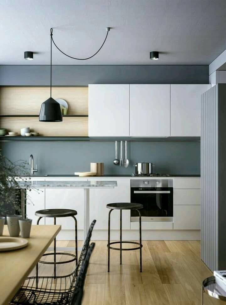 Mejores 327 imágenes de Kitchen ideas en Pinterest   Ideas para la ...