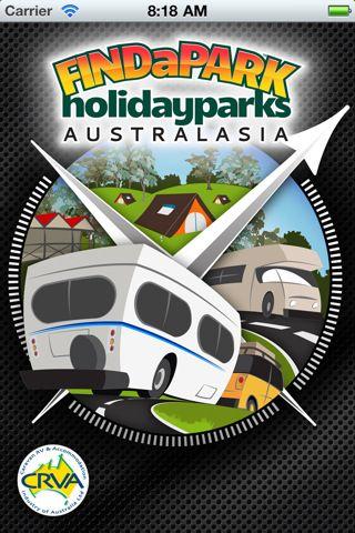 Find A Park Holiday Park Finder - Mobile Awards - Mobies