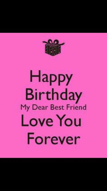 Hello!! Its almost my best friends b-day and i would love if u guys could comment sweet birthday quotes thx guys :)