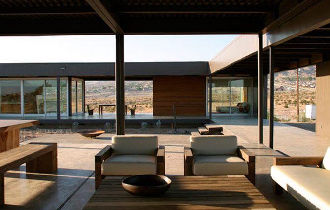 The Abernathy House, designed by William Cody in 1962: Marmol Radziner, Interior, Desert Hot, Prefab, Architecture, Hot Springs, Design, Desert House, Deserts
