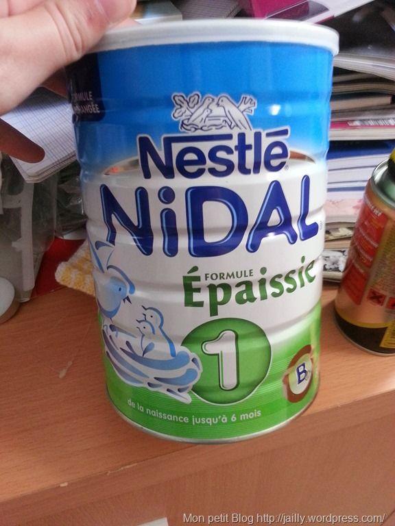 Que faire de vos boites de lait infantile