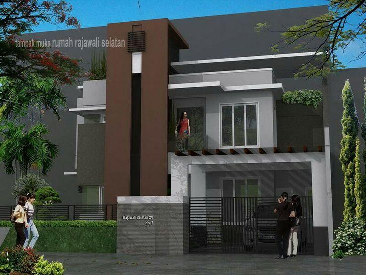 Minimalist House Design Level Two & 27 best Inspirasi Rumah Minimalis images on Pinterest ...