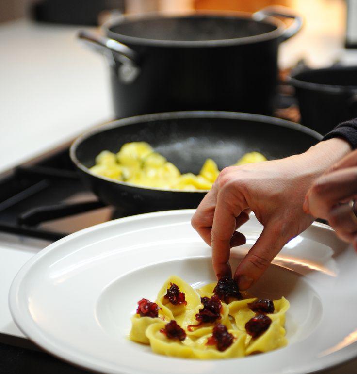#ravioli al #lampredotto #ricette #mangiaredadio
