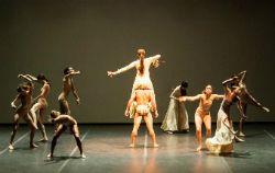 Actuació del BCN City Ballet     Teatre Municipal (Bescanó)  13 d'octubre