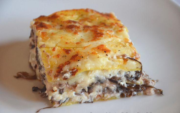 Le lasagne al radicchio di Chioggia: la ricetta del supermercato Sisa-Issimo