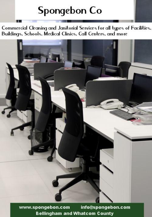 We Clean Facilities In The Bellingham Area