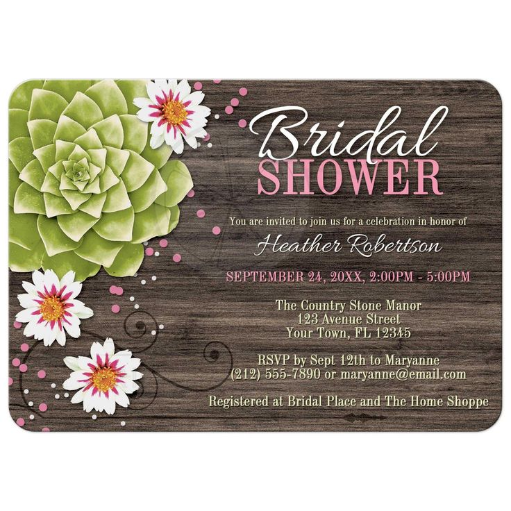 business event invitation templates%0A Bridal Shower Invitations Walmart