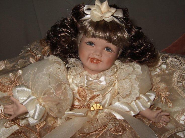 bambole antiche di porcellana