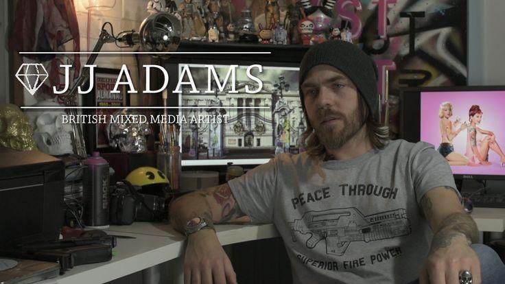 JJ Adams - Artist interview