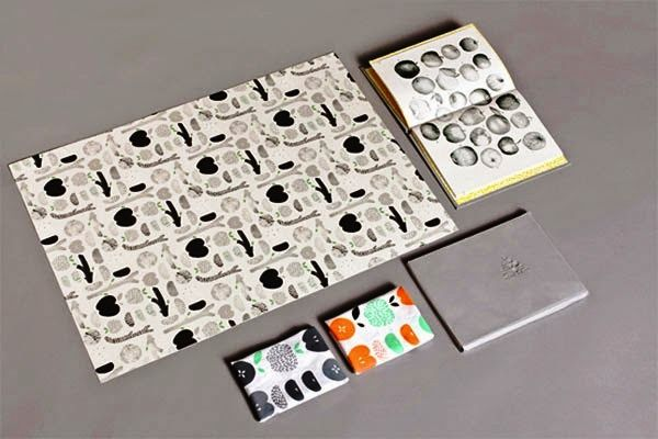 Desain Buku Resep Masakan - Cookbook oleh Amanda Berglund
