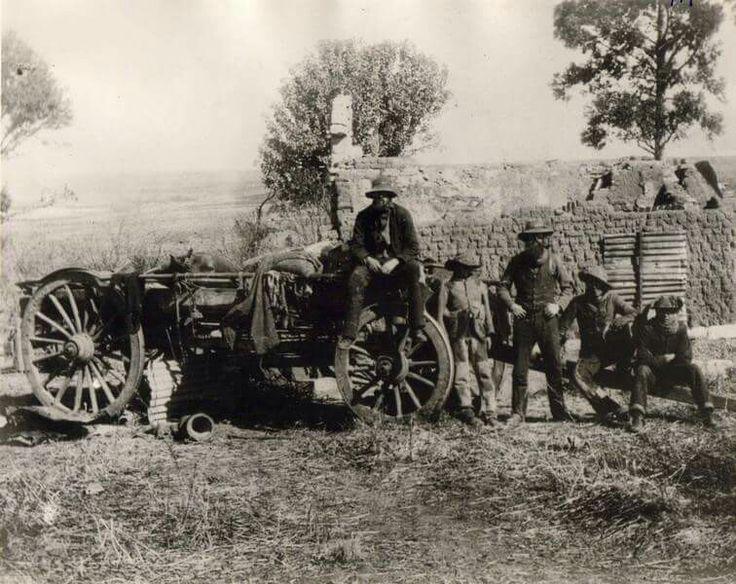 Net 'n kort foto toer van 'n Boer wat krygsgevange geneem is in die Anglo-Boere…