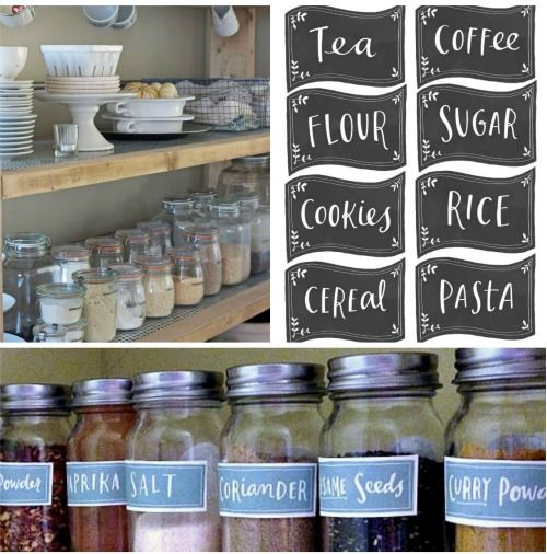 360 Best Images About Kitchen Organizing On Pinterest | Spice Racks, Pantry  And Dog Food