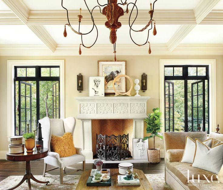 Fireplace Naperville: 623 Best Ideas About Living Rooms On Pinterest