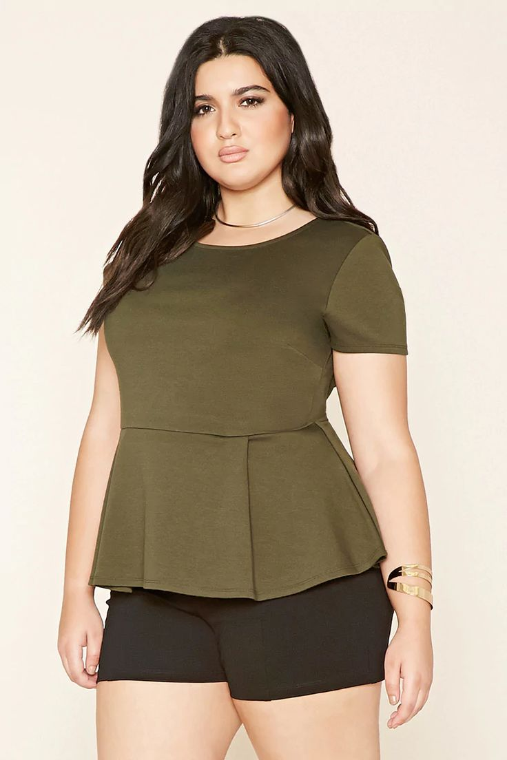 plus size tops for a sexy women