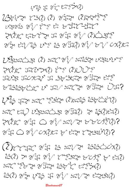 The Basics Of Baybayin By Mr Reimon Cosare | It's Me! Blue Dreamer!