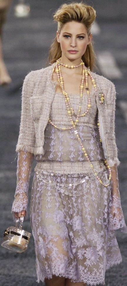 Champagne on Ice | Fashion. Chanel