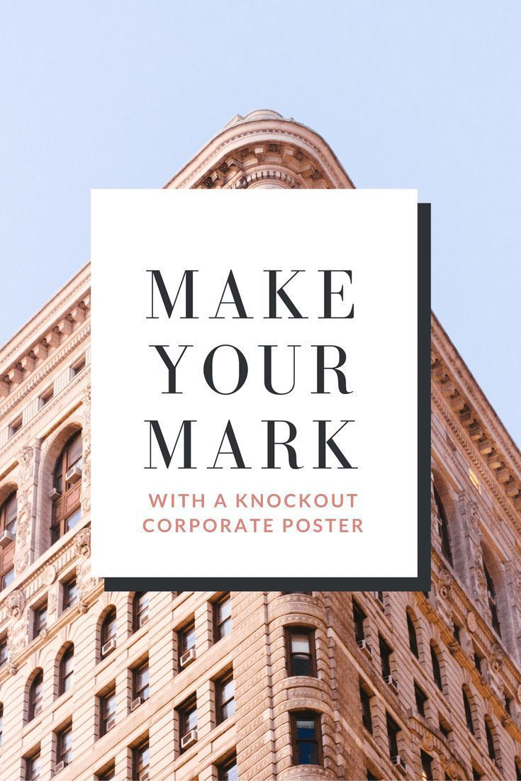 Poster design canva - 20 Easy Ways To Create A Professional Poster That Goes Above And Beyond With Free