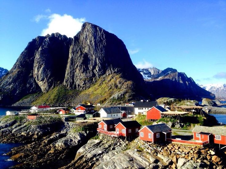 Casual view, only in #norway