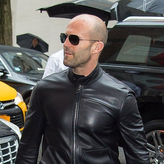 Blazers In Statham: Jason Statham's Travel Outfit Is What You Should Wear To