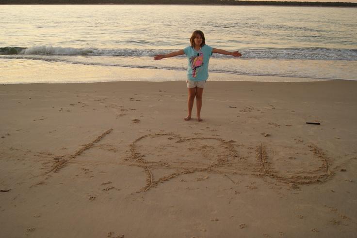 Love you too Tahlie!