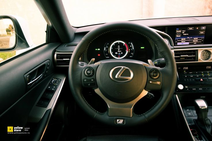 Test Drive – Lexus IS300h F-Sport : http://auto23.ro/test-drive-lexus-is300h-f-sport/
