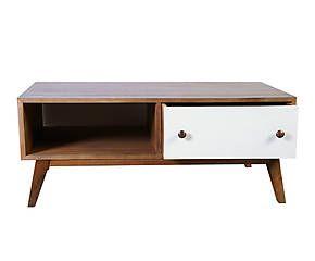 Mesa de centro en madera de mango