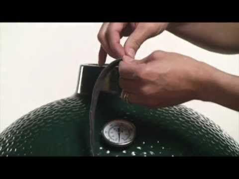 DUTCH - Big Green Egg Assembly Video - Small, Medium and Large