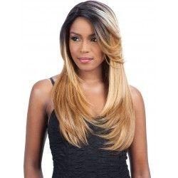 FreeTress Equal Premium Delux Wig – Sugar #stylingwithamira