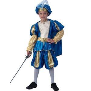 Prins Charming udklædning til drenge | Klædt ud som prins fra Aladdin
