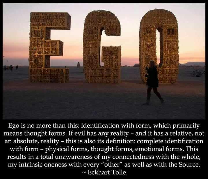 how to get rid of ego and jealousy