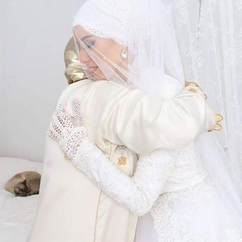 Hervorragend Les 25 meilleures idées de la catégorie Mariées musulmanes sur  RQ64