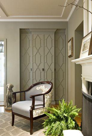 beautiful door detail
