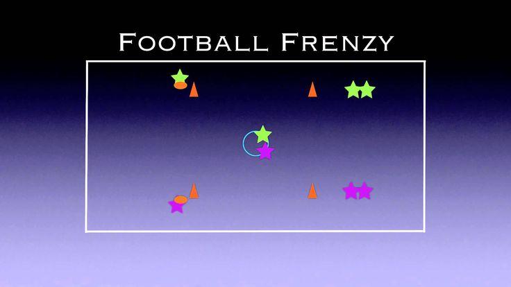 Gym Games - Football Frenzy (+playlist)