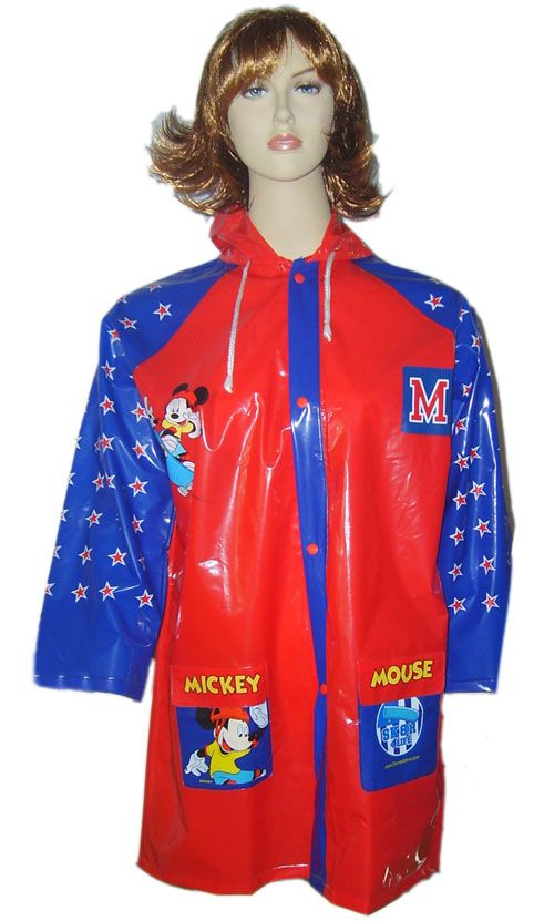 www.vinyl-raincoats.com  Shinny Vinyl Raincoats for kids, vinyl raincoats for women