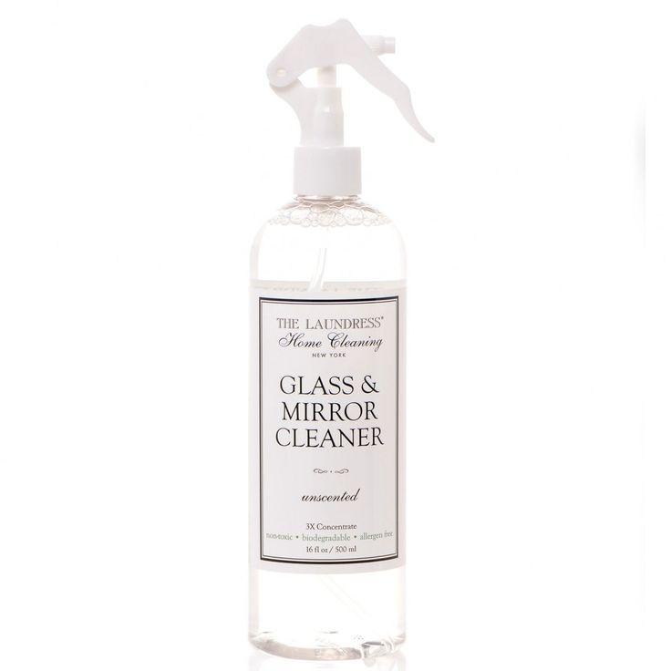 The Laundress Glass and Mirror Cleaner, 16 oz
