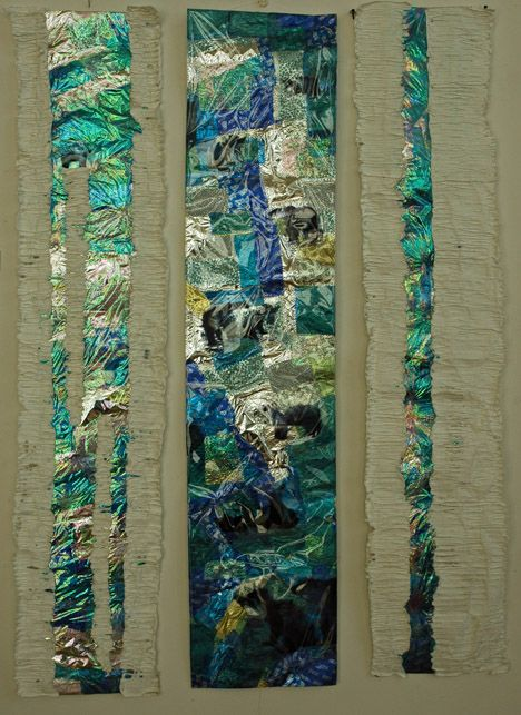 Contemporary work by Janice Lawrence.