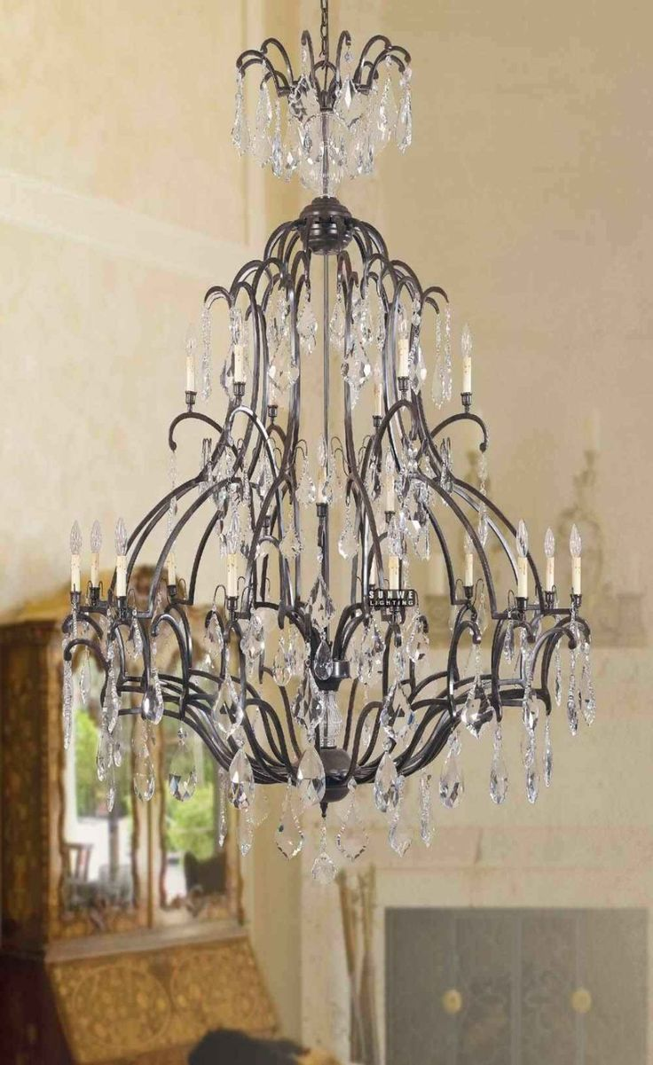 90 best wrought iron chandeliers images on pinterest wrought iron aliexpress buy free shipping champagne factory direct chandelier 21 lights simple iron chandelier arubaitofo Choice Image