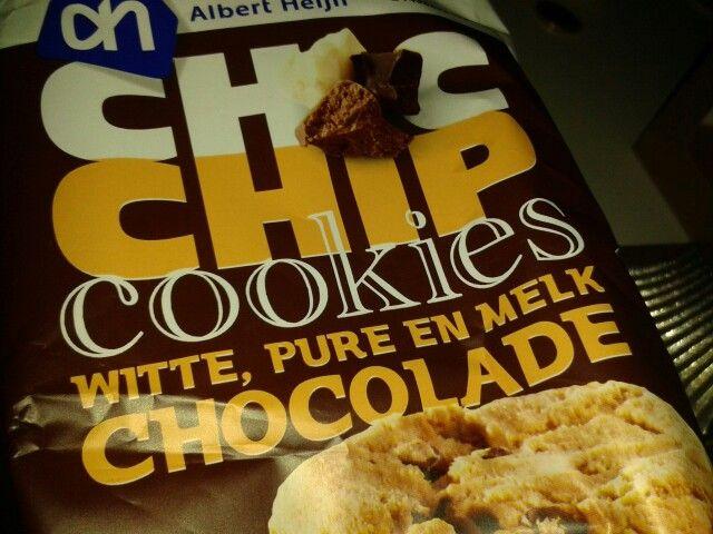 Cookies = schreef