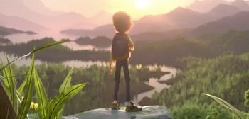 #First UK Teaser #MovieTrailers for Animated Comedy Film '#theSon of Bigfoot' #Movies #animated #bigfoot #comedy #first