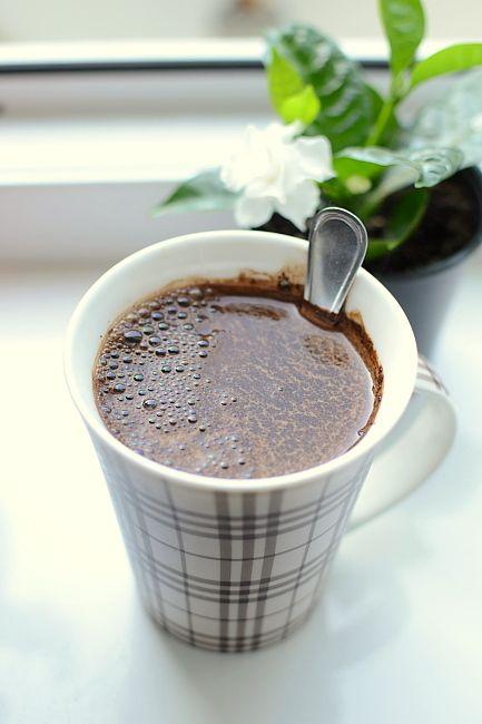Кофе у окна
