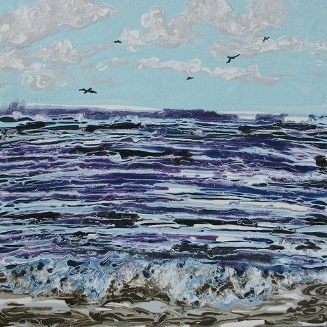 Norfolk County Artist - Michelle Jeffries Snively