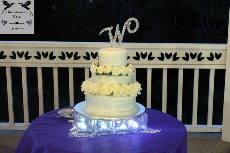 22 best cakes at jamaica destination wedding venue hummingbird hall images on pinterest. Black Bedroom Furniture Sets. Home Design Ideas