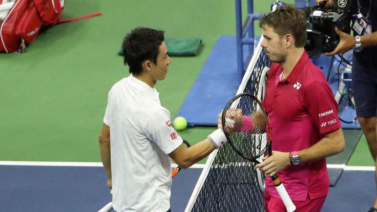 全米オープン準決勝、錦織圭の悔しい逆転負けを、対戦相手のS・ワウリンカの視点から見てみる(内田暁) - 個人 - Yahoo!ニュース